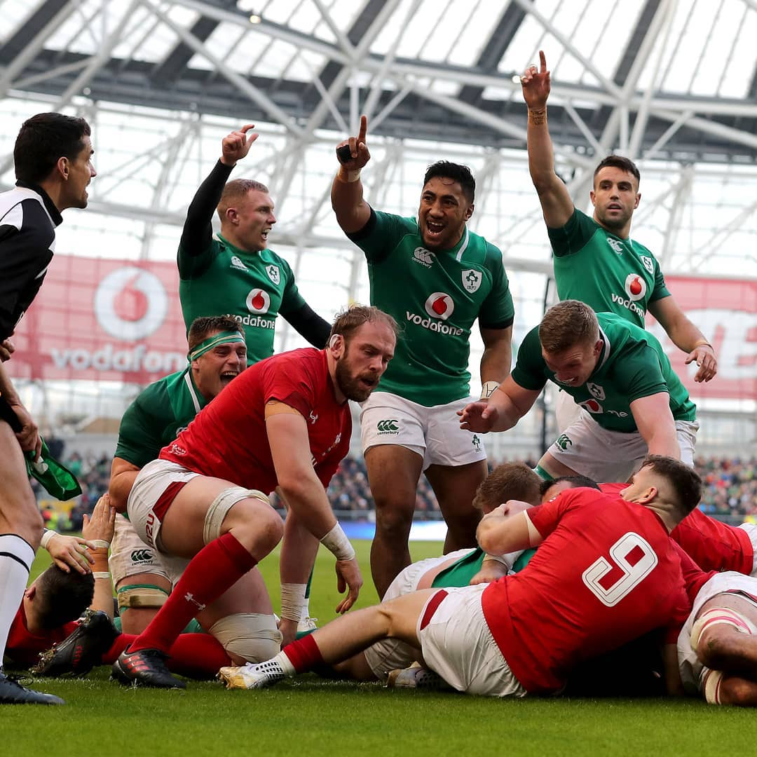 Wales V Ireland Cardiff 2019 Rugby Travel Ireland